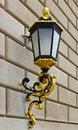 Free Classic Street Lantern On Brick Wall Stock Photos - 16735903