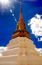 Free Stupa At Wat Pra Kaew Royalty Free Stock Images - 16738839