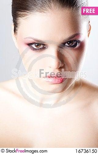 Free Glamour Girl Stock Photo - 16736150