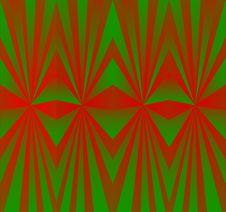 Free Green Red Kaleidoscope Design Background Stock Photos - 16731013