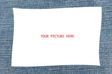 Free Picture Frame Royalty Free Stock Photos - 16731888