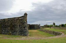 Free Castillo De San Marcos Royalty Free Stock Photography - 16734037