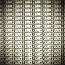 Free Dollars Royalty Free Stock Photography - 16734107