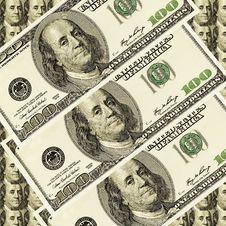 Free Dollars Stock Photography - 16734122