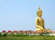 Free Big Buddha Statue Stock Image - 16735841