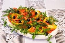 Free Vegetable Allsorts Stock Photo - 16735870