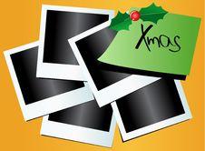 Free Illustration With Xmas Photos Royalty Free Stock Photo - 16736395