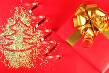 Free Christmas Gift Stock Photography - 16738432