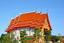 Free Temple In Thailand Royalty Free Stock Images - 16738639