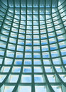Free Geometric Ceiling Of Office Building Royalty Free Stock Images - 16741339
