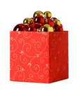 Free Red Gift Box Royalty Free Stock Photos - 16743598