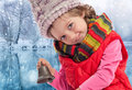 Free Little Girl In Christmas Time Royalty Free Stock Images - 16743709