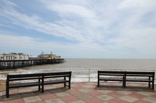 Free Hastings Pier, Sussex Stock Photo - 16740450