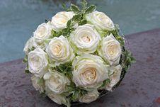 Free White Roses Stock Image - 16740791
