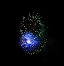 Free Fireworks Stock Photography - 16740882
