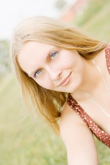 Free Summer Portrait Stock Images - 16741114
