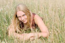 Free Summer Portrait Stock Photos - 16741143