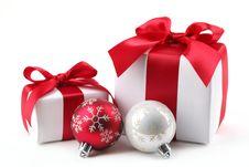 Free Christmas Gifts Stock Photos - 16741403
