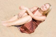 Free Summer Portrait Stock Photography - 16741442