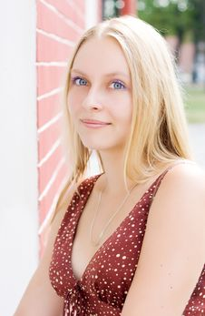 Free Summer Portrait Royalty Free Stock Photography - 16741807