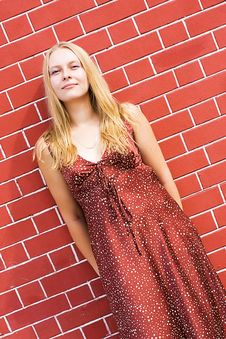 Free Summer Portrait Stock Images - 16741834