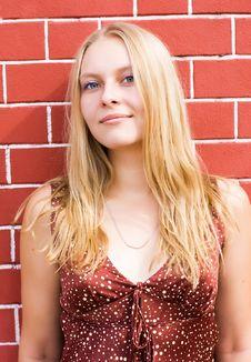 Free Summer Portrait Stock Photo - 16741850