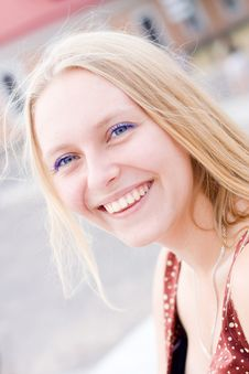 Free Summer Portrait Royalty Free Stock Images - 16741949