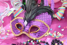 Free Carnival Accessories Stock Photo - 16742160