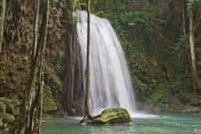 Free Waterfall Royalty Free Stock Images - 16742539