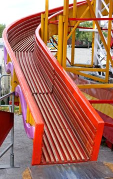 Free Helter Skelter. Royalty Free Stock Photo - 16742615