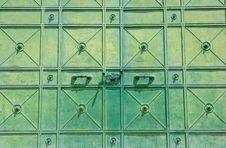 Free Metal Door Stock Images - 16743344