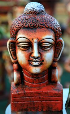 Free Lord Buddha Stock Photo - 16743610