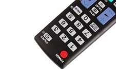 Free Remote Control Panel Stock Photos - 16744223