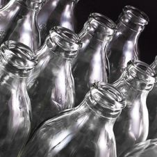 Free Empty Bottles Stock Images - 16744564