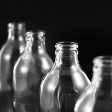 Free Empty Bottles Stock Photo - 16744630