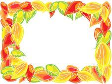 Free Autumn Frame Stock Photos - 16745543