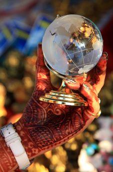 Free Glass Globe Stock Photos - 16745903