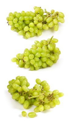 Free Green Grapes Stock Photography - 16746272