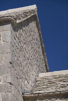 Free Stone House Royalty Free Stock Photo - 16747145
