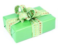 Free Gift Stock Photography - 16747242
