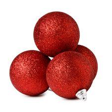 Free Christmas Balls Royalty Free Stock Photo - 16748325