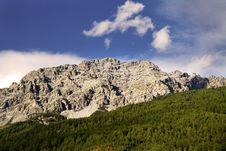 Free Mountains Royalty Free Stock Photos - 16748558