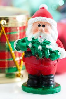 Free Santa Claus Stock Photography - 16748572