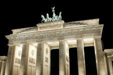 Free Brandenburger Tor Stock Photography - 16748642