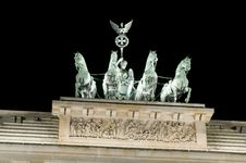 Free Brandenburger Tor Royalty Free Stock Image - 16748646