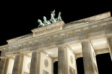 Free Brandenburger Tor Stock Photo - 16748650