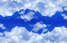 Free Blue Sky Stock Image - 16748661