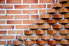 Free Brick Background Royalty Free Stock Images - 16748669