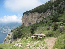 Free Sentiero Degli Dei - Costiera Amalfitana Stock Images - 16749284