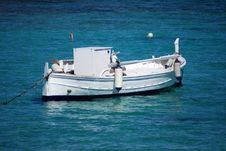 Free Fishing Boat Stock Photo - 16749310